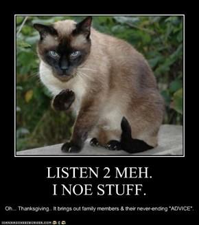 LISTEN 2 MEH.I NOE STUFF.