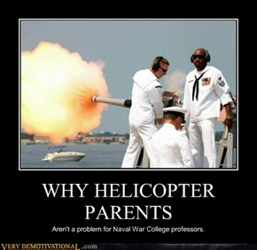 WHY HELICOPTER PARENTS