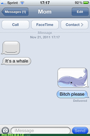 That's No Whale