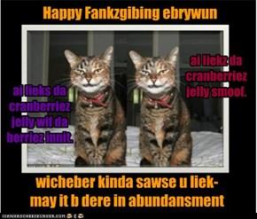 Happy Fankzgibing
