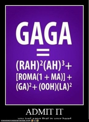 The GAGA formula!