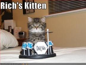 Rich's Kitten