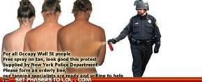Free NYPD Tan