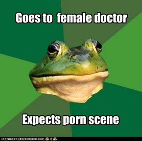 Foul Bachelor Frog: Too Much of That Damn RedTube