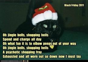 Jingle Bells, Shopping Hells!