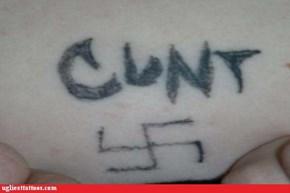 Make your mother proud, get a nice tatoo.
