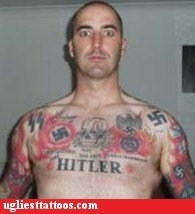 Something Tells Me He Likes Hitler