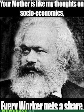 You Just Got Marx'd
