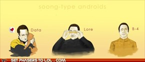 Soong Type Androids