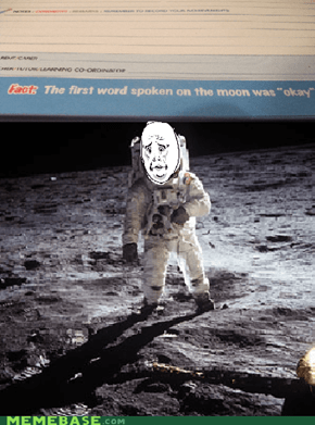 One Small Step for Meme...