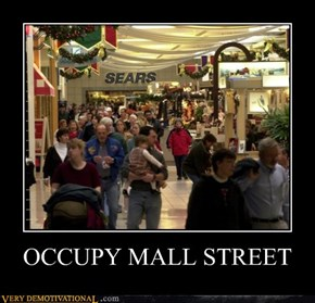 OCCUPY MALL STREET