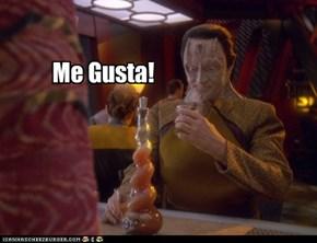 Cardassian Me Gusta!