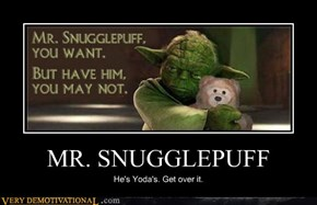 MR. SNUGGLEPUFF