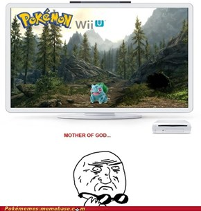 Game Freak and Nintendo! Make Something Epic Finally!