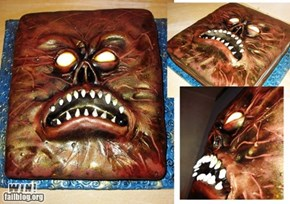 Necronomicon Cake WIN