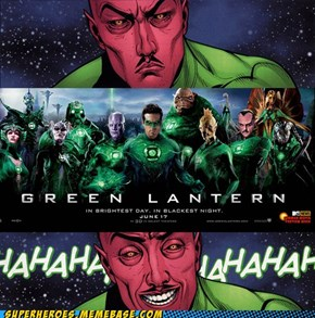 Sinestro Loves to Screw With Hal's Image
