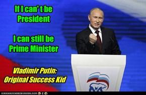 Success Putin