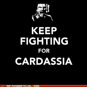 Fight for Cardassia!