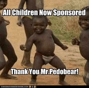 All Children Now Sponsored