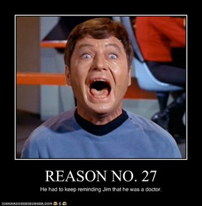 REASON NO. 27