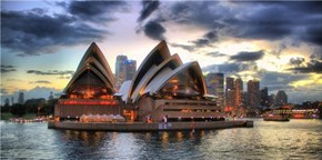 First Class Ticket - Destination of the Week - Sydney, Australia - Sydney Opera House