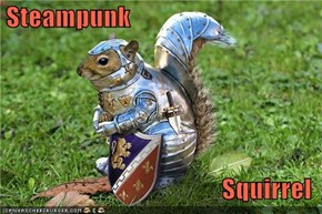 Steampunk   Squirrel