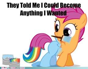 So I'm Becoming Rainbow Dash