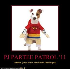 PJ PARTEE PATROL '11