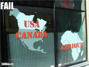 North America FAIL