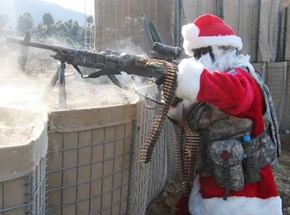 Santa: Locked and Loaded