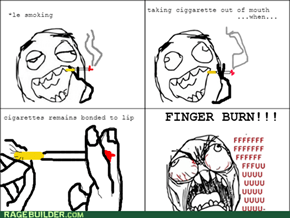 SMOKERS WILL KNOW!