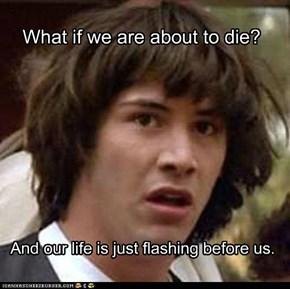 Conspiracy Keanu: My Life Was Boring!
