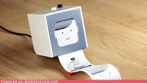 Little Printer is Little