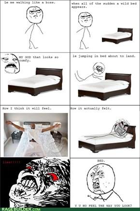 Scumbag Bed