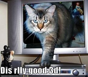 Dis rlly good 3d!