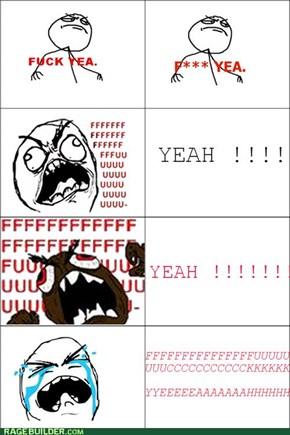 F*** YEAH !!