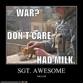 SGT. AWESOME