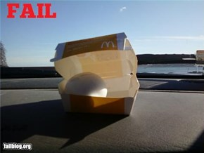 McDonald's FAIL