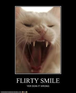 FLIRTY SMILE
