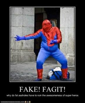 FAKE! FAGIT!