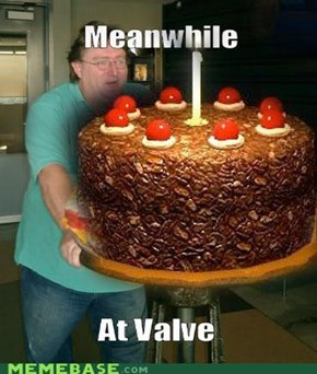 Meanwhile at Valve..