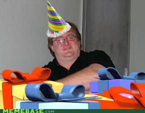 Gabe's Birthday