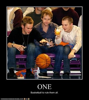 One Does Not Simply Dribble Into Mordor
