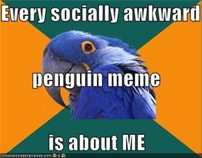 Paranoid Penguin