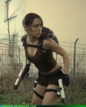 Lara Became Real