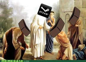 Valve Christ!