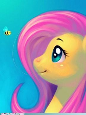 Adorable Fluttershy