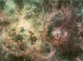 Cosmic Getaway of the Week: Tarantula Nebula