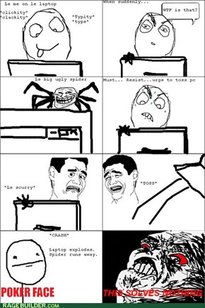 Troll Spider 1 Laptop 0