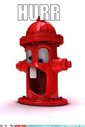 Furrurrrr Hydrant